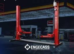 Elevacar Elevador Automotivo 2600kg Trifásico 220/380v Engecass