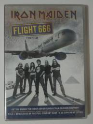 Iron Maiden Flight 666 DVD Duplo