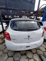 Veículo Renault Sandero 2016/2017 Para Retirada de Peças