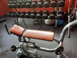 Máquina abdominal