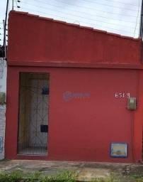 Casa com 1 dormitório para alugar, 42 m² por R$ 400,00/mês - Tabapuá - Caucaia/CE