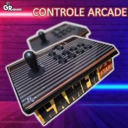 controle arcade de 1 play usb serve em play 4