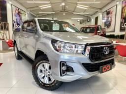 Título do anúncio: Toyota Hilux CD SR 4x4 2.8 TDI Diesel Aut.
