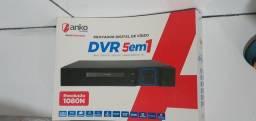 GRAVADOR DIGITAL DE VÍDEO DVD 5 EM 1