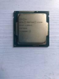 processador     intel Pentium  g3250 quarta   geração 1150