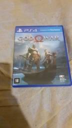 God of War ps4 R$50