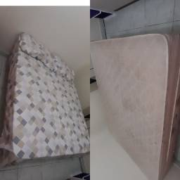 Vendo ou troco cama box