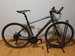 Bicicleta Caloi City Tour Comp. / Hibrida - 27 Marchas - Nova!