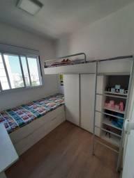 Quarto planejado apartamento 2 camas