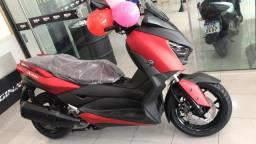 Xmax 250cc 2021/2021 Braga Motos Yamaha Manaus