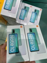 XIAOMI NOTE 10 128GB 6GB ram top demais lacrados
