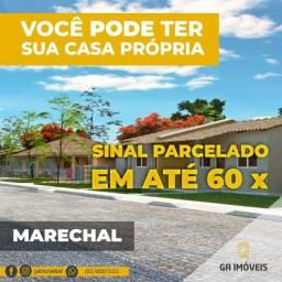 Oportunidade! Casa em Marechal, Residencial Porto Grande!