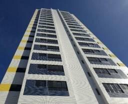 Título do anúncio: JS- Lindo apartamento de 2 quartos 46m² em Campo Grande - Edf. Castelo de Ravena