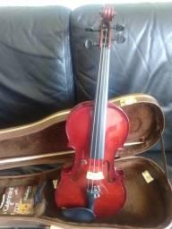 Violino 4/4 Nhureson Mogno