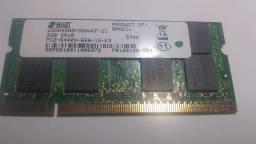Memória DDR2-2gb SMART