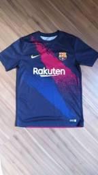 Camisa Barcelona Infantil