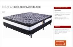 Título do anúncio: Fast Ofertas - Colchobox Casal -Black