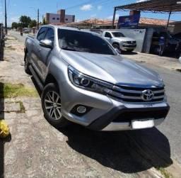 Toyota Hilux SRX 2.8 Turbo Diesel 4x4 Cabine Dupla emplacado 2021