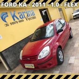 Ford Ka - 2011 - 1.0 - Flex