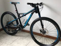 Bike cannondale full suspension
