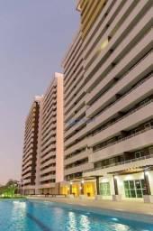 Apartamento com 3 dormitórios à venda, 84 m² por R$ 636.000,00 - Parquelândia - Fortaleza/