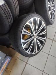 Rodas do Corolla