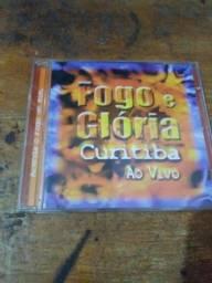 Cd Fogo e Glória Curitiba Ao Vivo