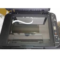 Tampa módulo scanner da impressora Canon G3111
