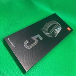 Xiaomi Mi Band 5 preto com película