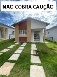 Linda Casa em Cond. fechado de 2 dormitórios No Km 3 estrada do Iranduba