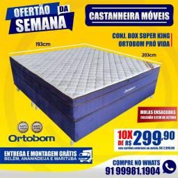 Conj box PRO VIDA ORTOBOM