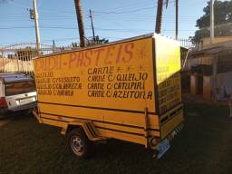 Carretinha trailer para carros
