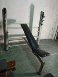 Vendo uma aparelhagem de musculação!! Oportunidade!!!