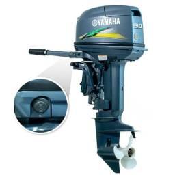 Motor de popa Yamaha 30hp Partida elétrica