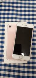 iPhone 7 ouro rosa 128 gb