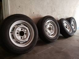 Conjunto Rodas SP2