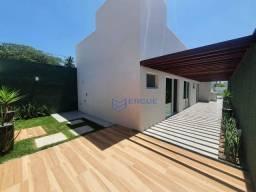 Casa com 3 dormitórios à venda, 140 m² por R$ 406.000,00 - Jacunda - Aquiraz/CE