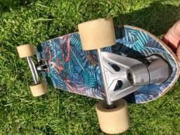 Skateboard simulador de surf Mormaii