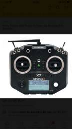 Rádio aeromodelo Drone
