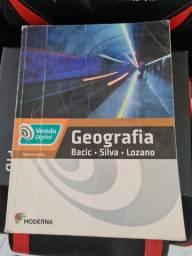 Livro de Geografia Editora MODERNA