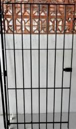 Portão de Ferro Preto