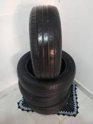 4 Pneus Pirelli Cinturato P7 195/55 R16