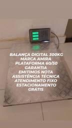 MODELO CHÃO ( 400kg BALANÇA DIGITAL NOVA ) GARANTIA ATENDIMENTO FIXO X DOMICÍLIO