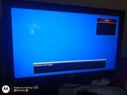 Tv 32 polegada não e smart