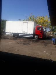 Baú de caminhão