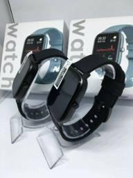 Smartwatch Relógio Digital Colmi Estilo Amazfit foto tela