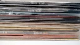 Lote 31 LPs Nirvana - Coleção Impecável - Disco de Vinil