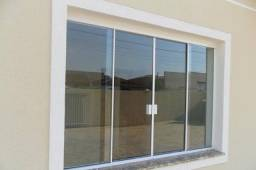 Janelas e portas vidro temperado