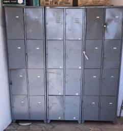 Armário locker em aço