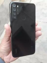 Vendo Xiaomi Redmi Note 8 128GB / 4gb ram / Dual sim / Câm 48mp
